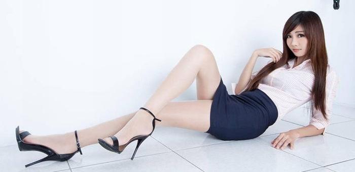 川奈优熟女少妇性感高跟职业装美腿制服高清写真套图