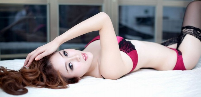 GOGO人体大胆高清专业白虎萝莉情趣女仆诱惑人体艺术写真
