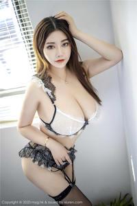 乳神尤物软软子情趣内衣顶级人体艺术写真 美媛馆第455期