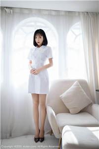 禁欲系护士美女陈小喵制服诱惑令人怦然心动的人体欣赏